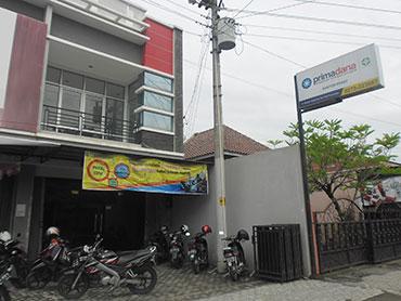 Kantor Pusat Purworejo